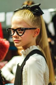 Backstage   Children s Fashion from Spain Fashion Show   014